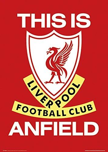 Liverpool Supporters Wall Poster