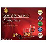 Liqueur Chocolates by Famous Names