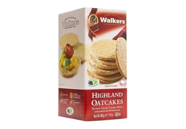 Walkers Highland Oatcakes