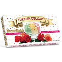 Turkish Delight, Rose, Lemon and Mint
