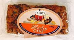 Seerys Whisky Cake