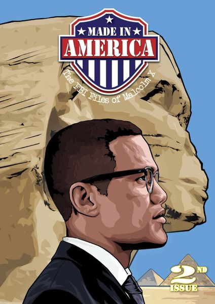 #2 Malcolm X - Made in America