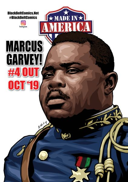 #4 Garvey Factor! Out MID NOVEMBER 2019