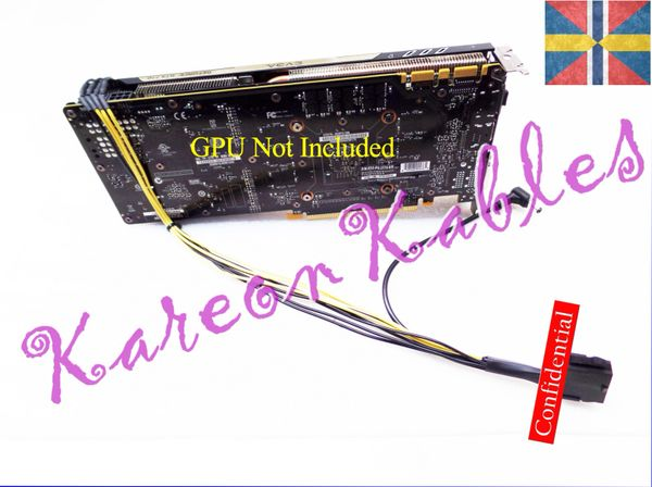 Akitio Thunder2 Dell DA-2 Ultra-Low 8-Pin PCI-E Power Solution