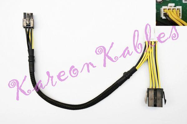 Dell T620 Y-Splitter Cable for GPU PCI-E Video Power