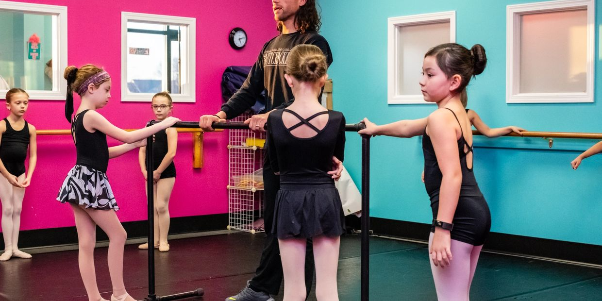 Beginner Ballet Class with Victor