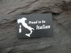 PROUD TO BE ITALIAN