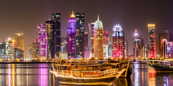 dhow cruise in doha qatar