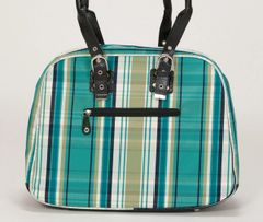 Preppy Messenger Bag