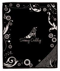 Black Towel