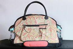 Groovy Weekender & Fitness Bag