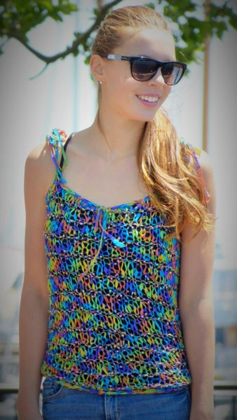 Bright Jewels Tank