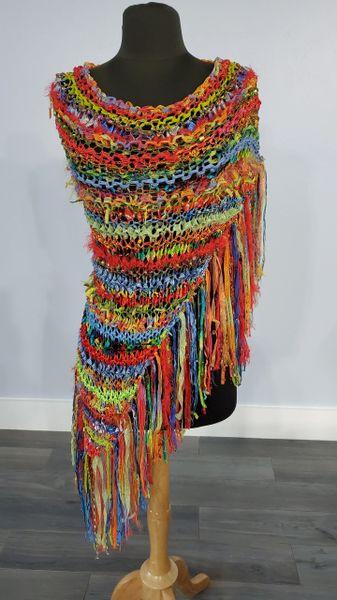 Macaw Shawl