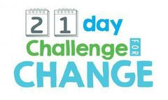 21 Day Challenge for Change
