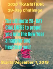 2020 TRANSITION: 28-DAY CHALLENGE