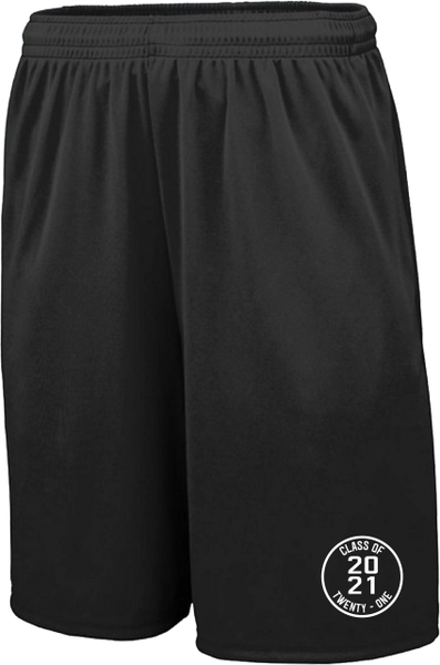 Men's Class of 2021 Mesh Athletic Shorts
