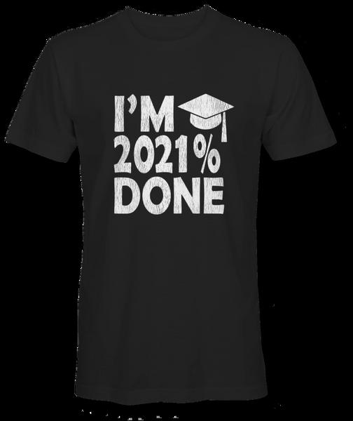 I'm 2021% Done