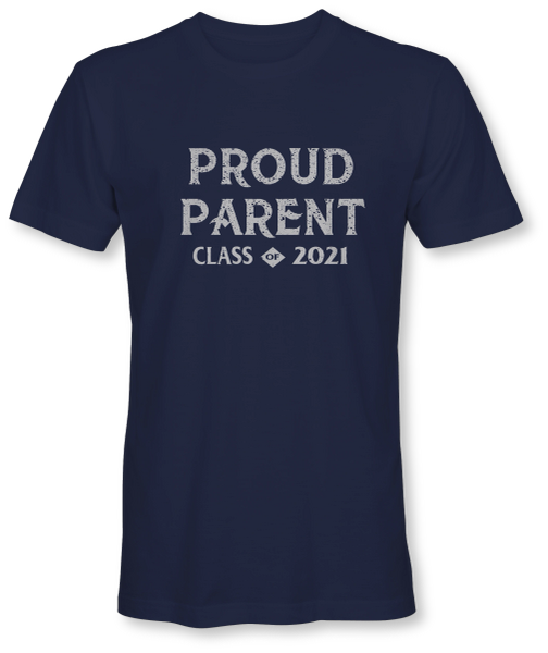 Proud Parent - navy