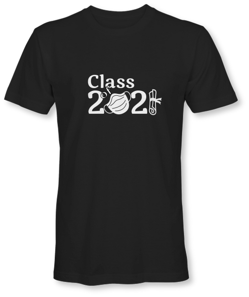 Class of 2021 with mask