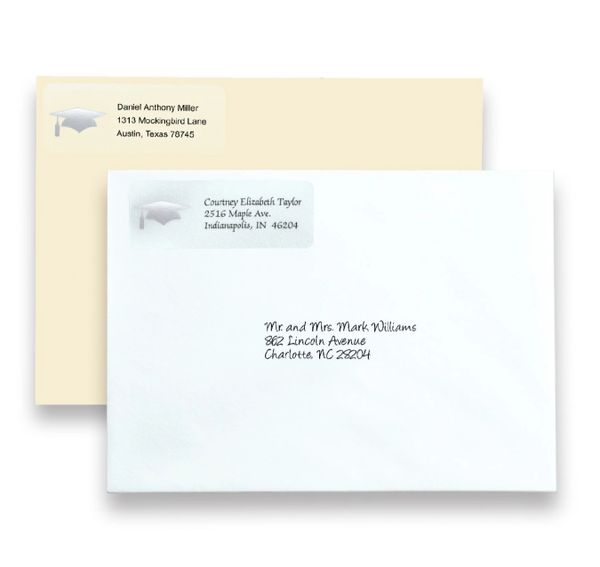 Return Address Labels (30/pk)