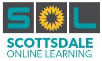 Scottsdale Online Learning - Cap, Gown & Tassel
