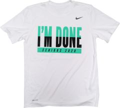 Nike Men's I'm Done T-Shirt with Dri-Fit Technology