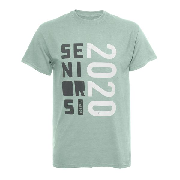 Seniors Stacked 2020 T-Shirt