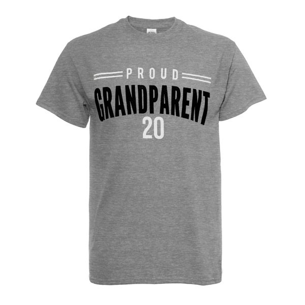 Proud Grandparent 20 T-Shirt