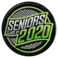 2020 EmbossTech Patch