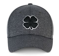 Black Clover 20 Lucky Heather Stretch Fitted Hat