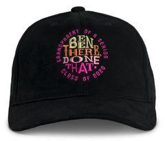 Proud Grandparent Adjustable Hat