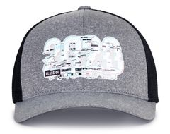 Class of 2020 Glitch Flexfit Trucker Cap