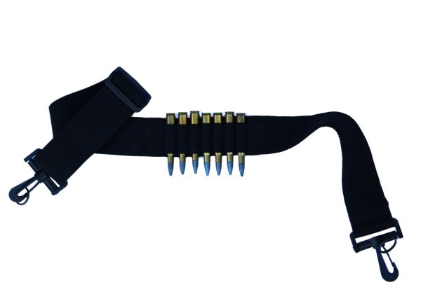 Rifle Sling with Ammunition Loops
