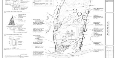 Site analysis and site master planning in Maine