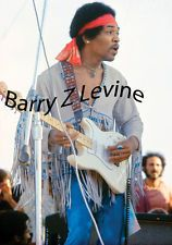 ALL FOUR 8x10 PRINTs AUTOGRAPHED BY BARRY Z LEVINE