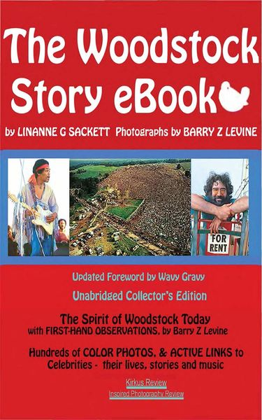 The Woodstock Story eBook available on Amazon