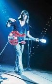 Post Card Alvin Lee