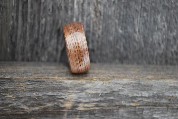 Black Walnut Bentwood Ring