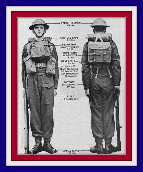 WWII BRITISH MKII BRODIE HELMET **SOLD** | Ward Militaria
