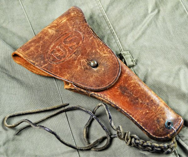 U.S.MODEL 1916 45 CALIBER 1911 PISTOL HOLSTER