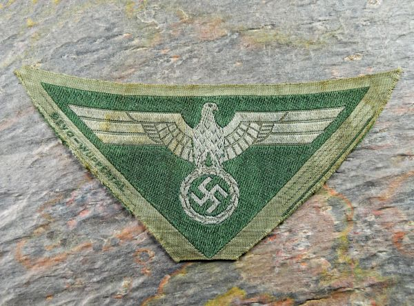 WWII GERMAN BEVO EM/NCO'S BREAST EAGLE **SOLD**