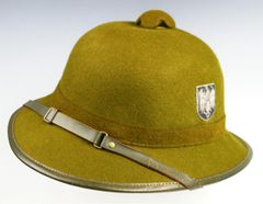 Unissued Heer Second Pattern Felt Pith Helmet**SOLD**