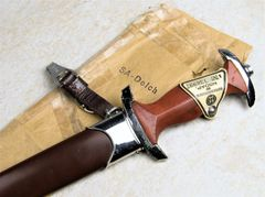 "Outstanding ""Tagged And Bagged"" S.A. Dagger"