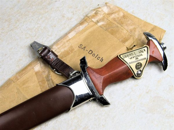 "Outstanding ""Tagged And Bagged"" S.A. Dagger **SOLD**"