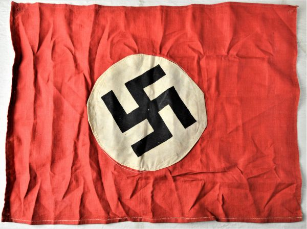 Small Multi Piece NSDAP Banner