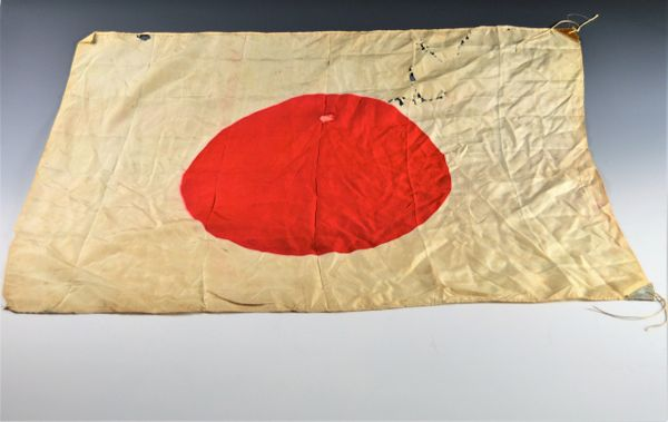 Classic Imperial Japanese Hinomaru Flag