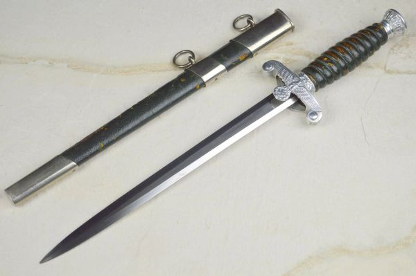 **REDUCED**WWII ERA GERMAN LAND CUSTOMS OFFICIAL'S DAGGER