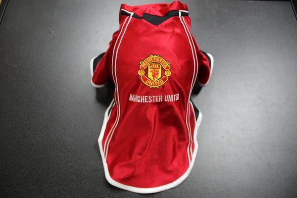 Dog Coat Manchester United