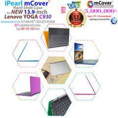 "mCover Hard Shell Case for 13.9"" Lenovo Yoga 930C (NOT Fitting 13.9"" Yoga 920 / 900 /910 ) multimode Laptop Computer"