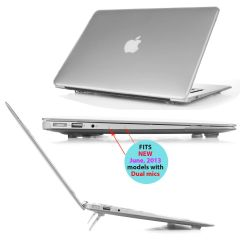 "mCover Hard Shell Case for Macbook Air 13.3"" ( Model: A1466 / A1369 )"
